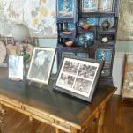 Maison de George Sand, Nohant, la chambre verte aux chinoiseries